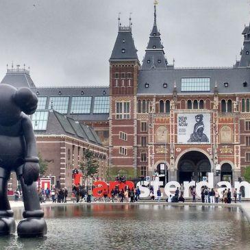 Team-building, jeu de piste, rallye à Amsterdam
